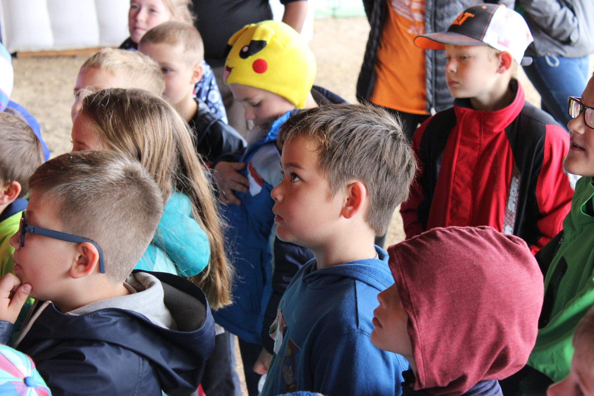 3rd graders attend 2017 Ag Adventure
