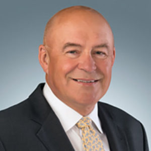 Robb Fraley, former executive vice president and chief technology officer for Monsanto Company.
