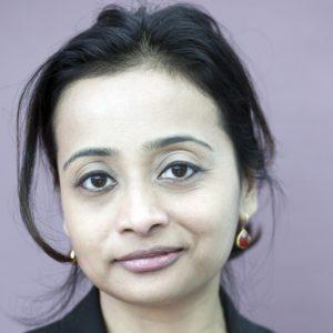 Saswati Bora, head of food systems innovation for the World Economic Forum.