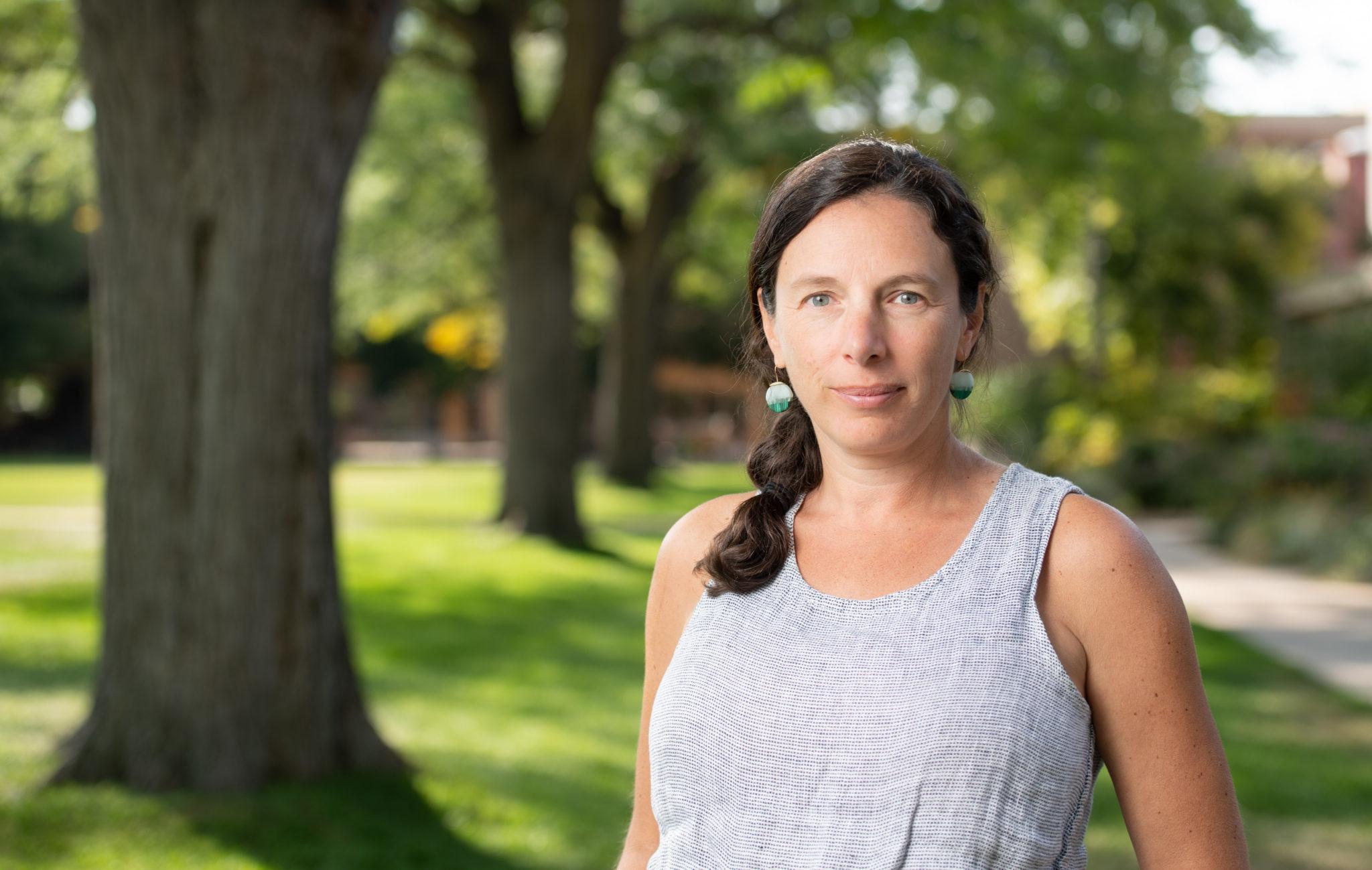 Soil Carbon Solutions Center Executive Director Jane Zelikova